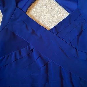 Jones Wear Dresses - Blue Formal Dress